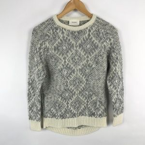 Sita Murt Anthropologie Wool Alpaca Sweater 3459